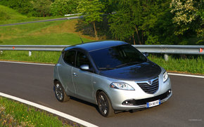 Lancia, Ypsilon, авто, машины, автомобили