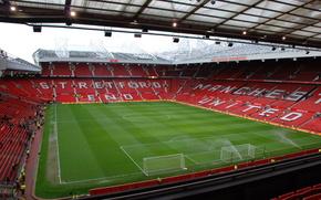 stadium,  manchester,  united