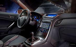 Hyundai, Equus, Auto, macchinario, auto