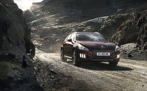 Peugeot, 508, Car, machinery, cars