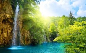 性质, 太阳, 水