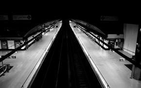 modo, piattaforma, metro