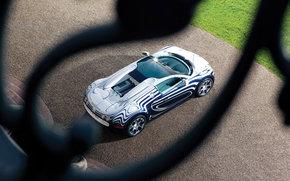 Bugatti, Veyron, Car, machinery, cars