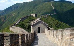 great, China, wall