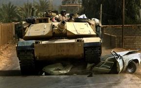 оружие, военная техника, мощь, танки