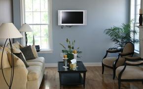 masalebi de Design, sala, mobilirio