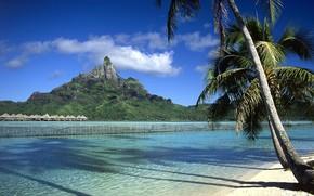 Bora Bora, Francese, Polinesia