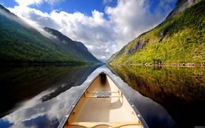 природа, океаны, пейзажи, горы