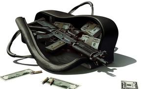 arma, Fuoco, tronco, bighellonare, carta da parati, profumatamente