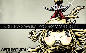 Afrosamuray: Resurrection, Afro Samurai: Resurrection, film, film