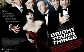Золотая молодежь, Bright Young Things, фильм, кино