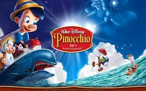 Pinocchio, Pinocchio, film, movies