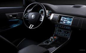 Jaguar, XF, 汽车, 机械, 汽车