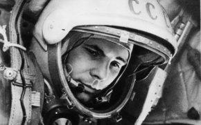Юрий, Гагарин, первый, космос
