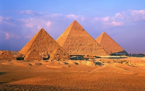 Giza, Egipto, pirmides