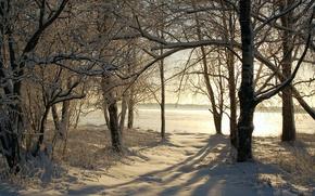 пейзаж, вид, красиво, обои