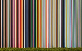 sculpture, tubules, Color
