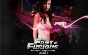 Форсаж 4, Fast & Furious, film, movies