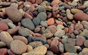 камни, мозаика, пейзажи