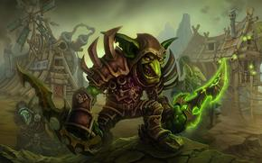 Goblins, aldeia