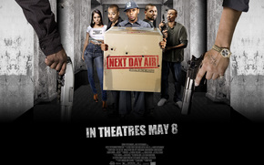 Entrega Next Day Air, Next Day Air, filme, filme