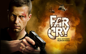 Longe de Borda, Far Cry, filme, filme