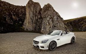 Mercedes-Benz, Classe SLK, Auto, macchinario, auto