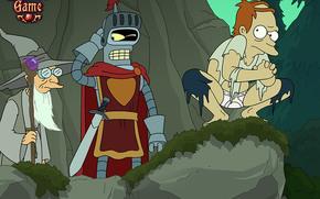 Футурама: Игра Бендера, Futurama: Bender's Game, фильм, кино