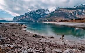 горы,  озеро,  пейзаж