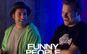 Zabawny, Funny People, film, film