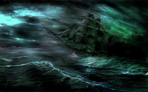 Trail Wizard, Ghost Ship, Viktor Davydov
