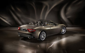 Maserati, GranCabrio, Car, machinery, cars