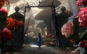 Алиса в стране чудес, Alice in Wonderland, фильм, кино