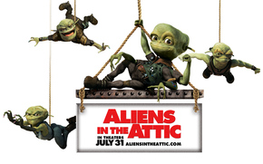 Пришельцы на чердаке, Aliens in the Attic, film, movies