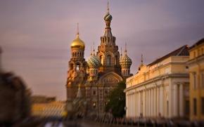 Petersburg, Temple, Peter