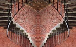 стена,  лестница,  фон
