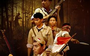 Rot und Wei, Merah Putih, Film, Film