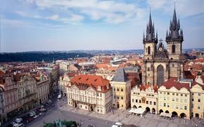 Czech Republic, Prague, area
