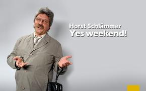 Horst Shlammer - care poate face!, Horst Schlmmer - Isch kandidiere!, film, Film
