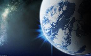 地球, 明星
