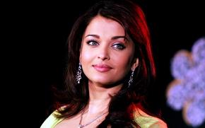 aishwarya rai, актриса, индианка, девушка, звезда