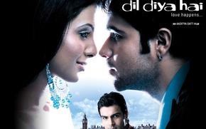 Отдаю тебе сердце, Dil Diya Hai, film, movies