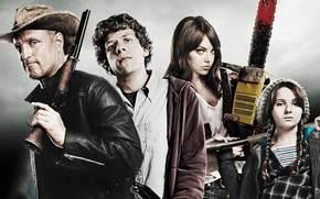 Benvenuti Zombilend, Zombieland, film, film