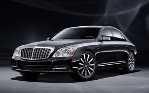 Maybach, Type 57, Car, machinery, cars