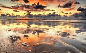 coast, sea, sky