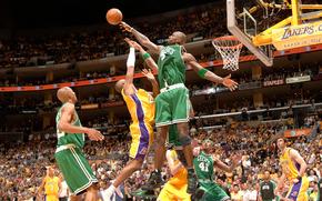 sport, pallacanestro, gioco, opposizione, nba