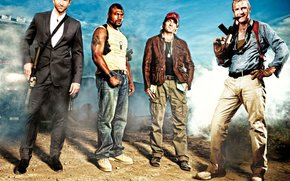 "Team ""A"", The A-Team, film, film"