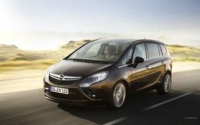 Opel, Zafira, Car, machinery, cars