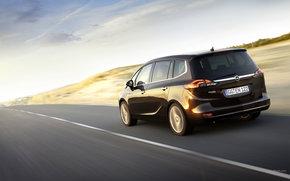 Opel, Zafira, авто, машины, автомобили