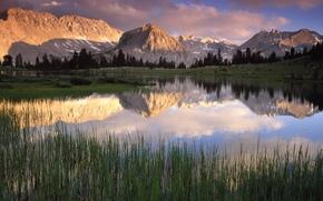 пейзаж, вид, природа, красиво, обои